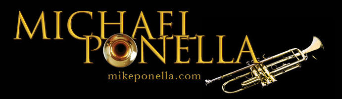 Mike Ponella Trumpet Player - New York, New York